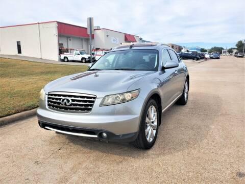 2006 Infiniti FX45 for sale at Image Auto Sales in Dallas TX