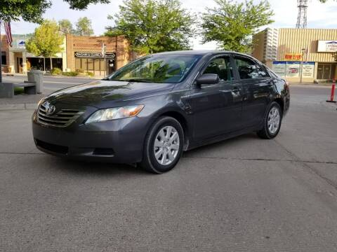 2007 Toyota Camry Hybrid for sale at KHAN'S AUTO LLC in Worland WY