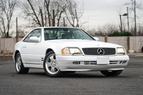 1999 Mercedes-Benz SL-Class for sale at Vantage Auto Wholesale in Lodi NJ