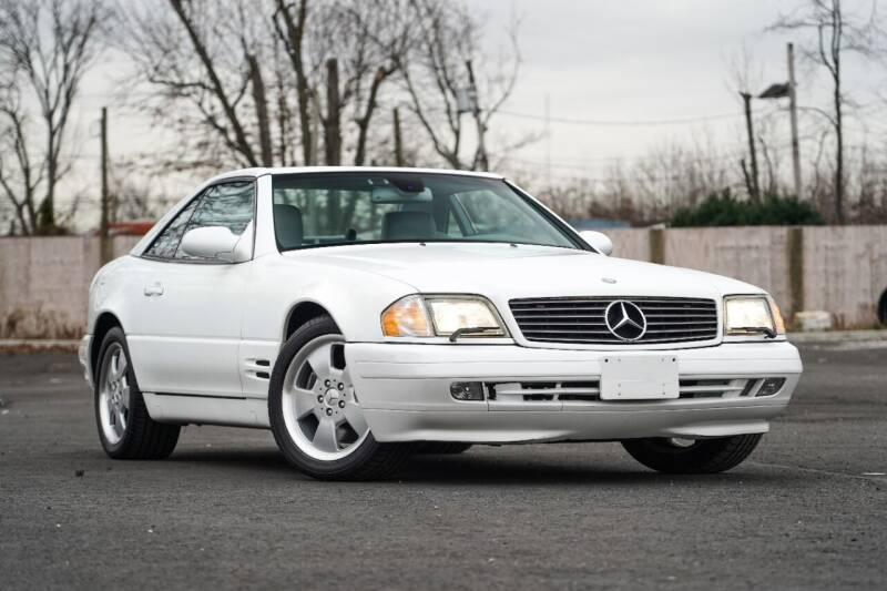 1999 Mercedes-Benz SL-Class for sale at Vantage Auto Wholesale in Moonachie NJ