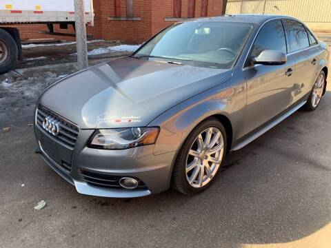 2012 Audi A4 for sale at Square Business Automotive in Milwaukee WI