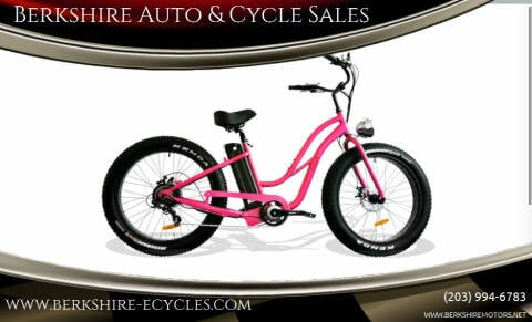 2021 Berkshire Cycle Mountain Step Thru for sale at Berkshire Auto & Cycle Sales in Sandy Hook CT