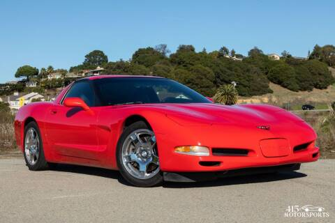 1999 Chevrolet Corvette for sale at 415 Motorsports in San Rafael CA