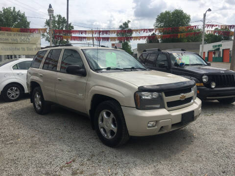 2009 Chevrolet TrailBlazer for sale at Antique Motors in Plymouth IN