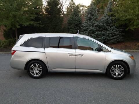 2011 Honda Odyssey for sale at Lehigh Valley Autoplex, Inc. in Bethlehem PA