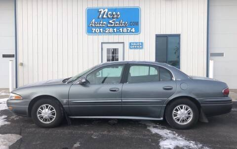 2005 Buick LeSabre for sale at NESS AUTO SALES in West Fargo ND