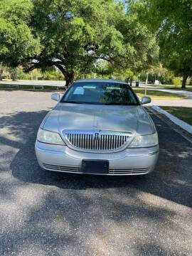 2008 Lincoln Town Car for sale at Carlyle Kelly in Jacksonville FL