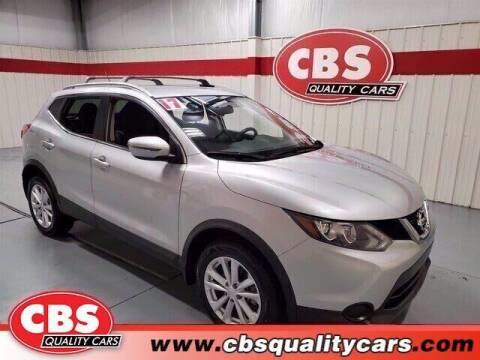 2017 Nissan Rogue Sport for sale at CBS Quality Cars in Durham NC
