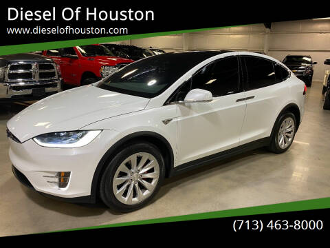 2016 Tesla Model X for sale at Diesel Of Houston in Houston TX