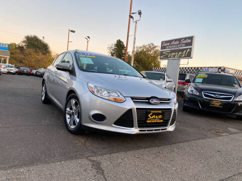 2014 Ford Focus for sale at Save Auto Sales in Sacramento CA
