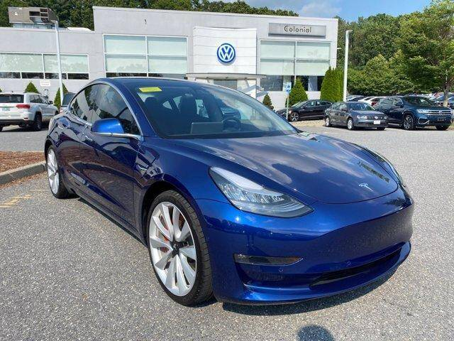 2018 Tesla Model 3 for sale in Westborough, MA