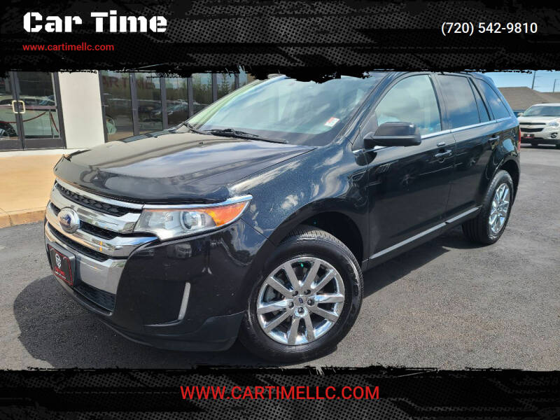 2013 Ford Edge for sale at Car Time in Denver CO