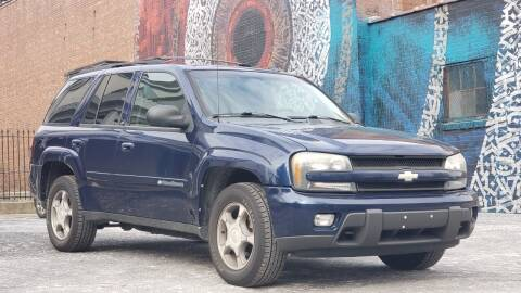 2004 Chevrolet TrailBlazer for sale at Lexington Auto Store in Lexington KY
