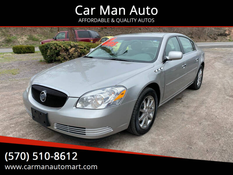 2006 Buick Lucerne for sale at Car Man Auto in Old Forge PA