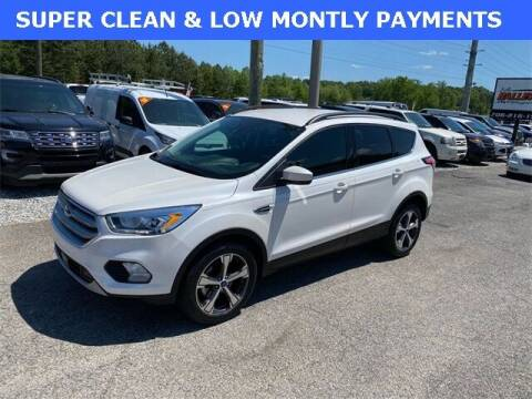 2018 Ford Escape for sale at Billy Ballew Motorsports in Dawsonville GA