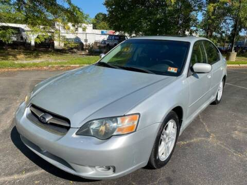 2005 Subaru Legacy for sale at Car Plus Auto Sales in Glenolden PA