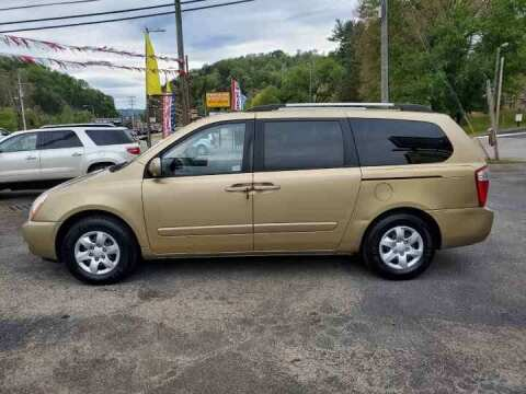 2009 Kia Sedona for sale at Knoxville Wholesale in Knoxville TN