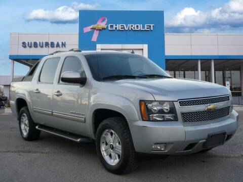 2011 Chevrolet Avalanche for sale at Suburban Chevrolet of Ann Arbor in Ann Arbor MI