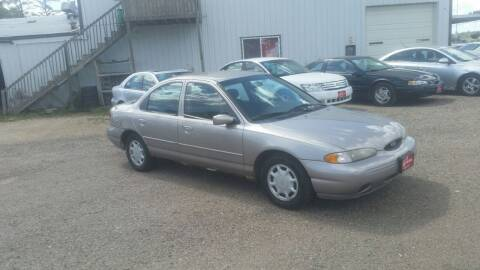 1996 Ford Contour for sale at Ron Lowman Motors Minot in Minot ND