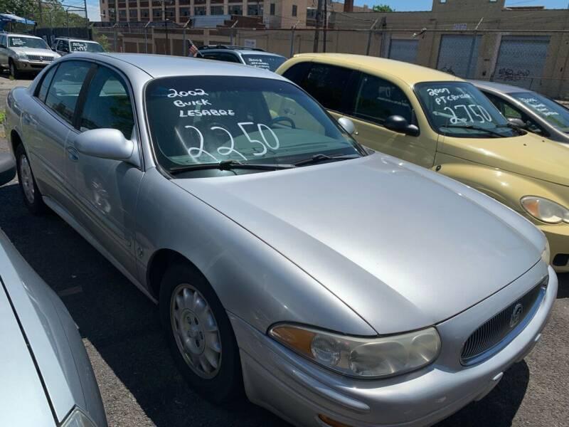 2002 Buick LeSabre for sale at Dennis Public Garage in Newark NJ
