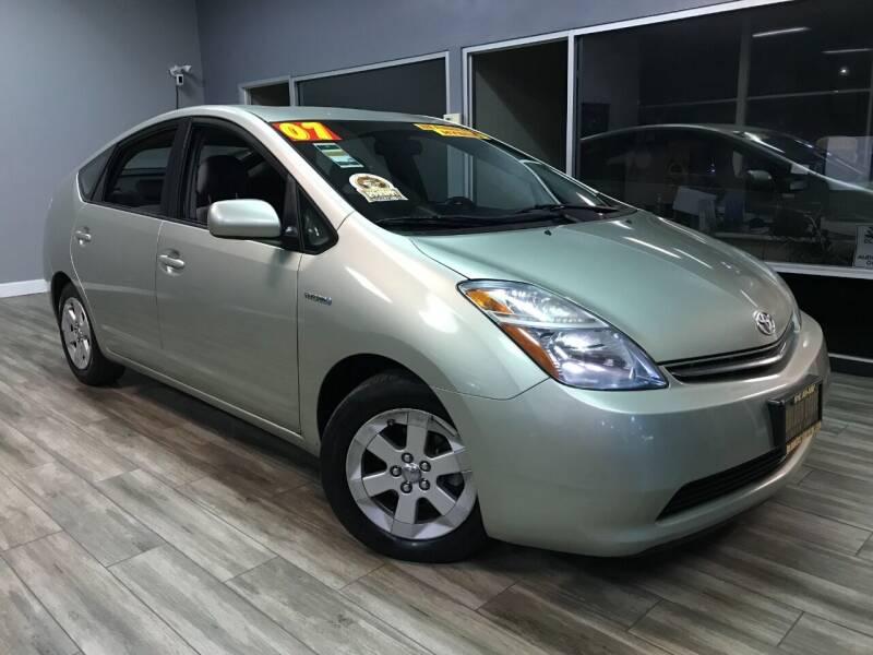 2007 Toyota Prius for sale at Golden State Auto Inc. in Rancho Cordova CA