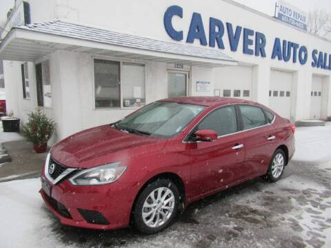 2018 Nissan Sentra for sale at Carver Auto Sales in Saint Paul MN