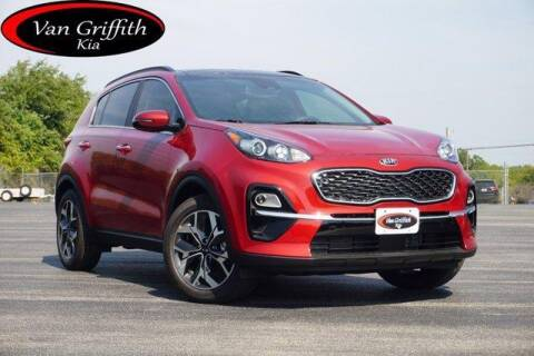 2022 Kia Sportage for sale at Van Griffith Kia Granbury in Granbury TX