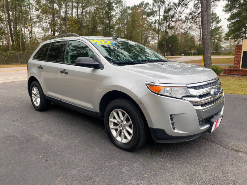 2013 Ford Edge for sale at B & M Car Co in Conroe TX