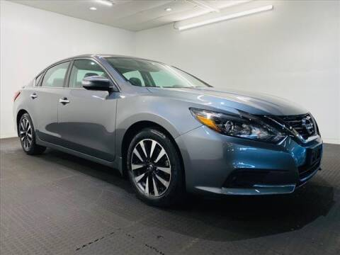 2018 Nissan Altima for sale at Champagne Motor Car Company in Willimantic CT