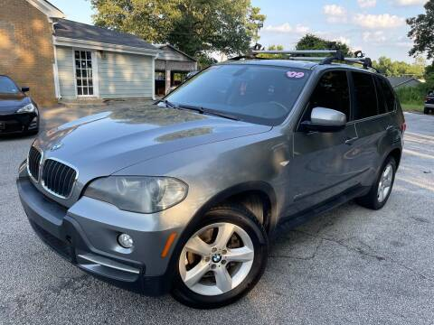 2009 BMW X5 for sale at Philip Motors Inc in Snellville GA
