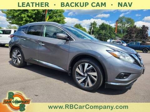 2015 Nissan Murano for sale at R & B Car Company in South Bend IN