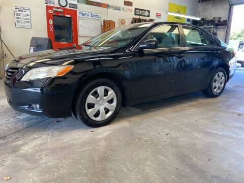 2007 Toyota Camry for sale at Vanns Auto Sales in Goldsboro NC