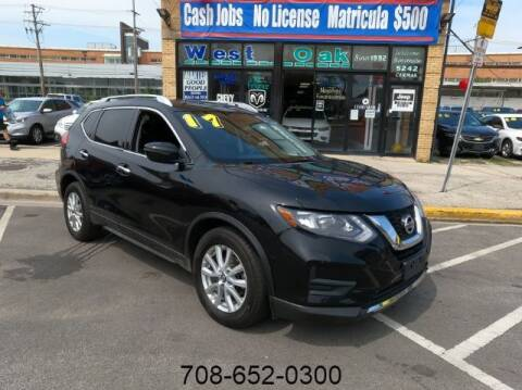 2017 Nissan Rogue for sale at West Oak in Chicago IL