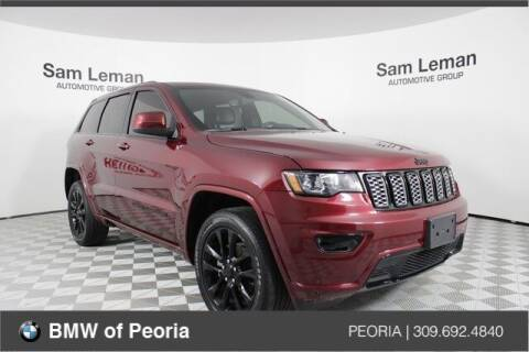 2018 Jeep Grand Cherokee for sale at BMW of Peoria in Peoria IL