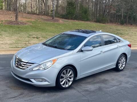 2011 Hyundai Sonata for sale at Top Notch Luxury Motors in Decatur GA