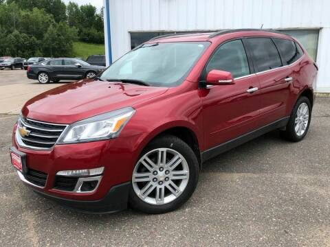 2014 Chevrolet Traverse for sale at STATELINE CHEVROLET BUICK GMC in Iron River MI