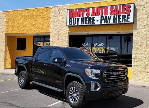 2021 GMC Sierra 1500 for sale at Marys Auto Sales in Phoenix AZ