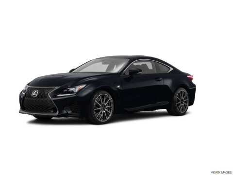 2015 Lexus RC F for sale at Griffin Mitsubishi in Monroe NC