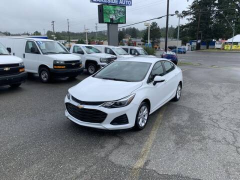 2019 Chevrolet Cruze for sale at Lakeside Auto in Lynnwood WA