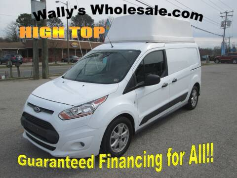 2017 Ford Transit Connect Cargo for sale at Wally's Wholesale in Manakin Sabot VA
