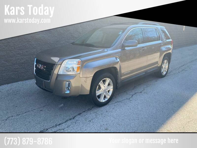 2010 GMC Terrain for sale at Kars Today in Addison IL