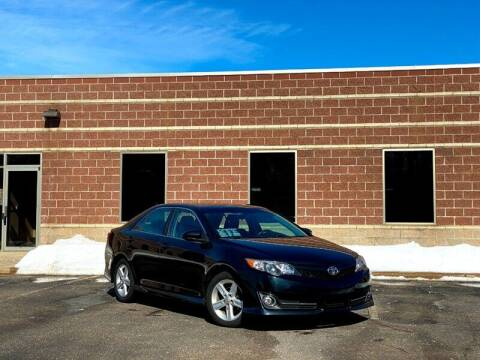2012 Toyota Camry for sale at A To Z Autosports LLC in Madison WI
