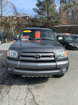 2003 Toyota Tundra for sale at ALAN SCOTT AUTO REPAIR in Brattleboro VT