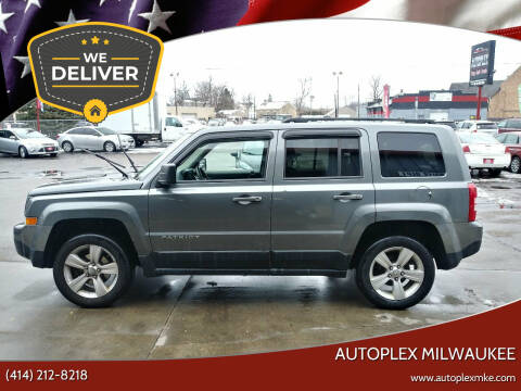2011 Jeep Patriot for sale at Autoplex 2 in Milwaukee WI