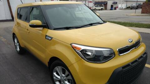 2014 Kia Soul for sale at Graft Sales and Service Inc in Scottdale PA