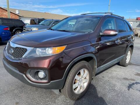 2015 Kia Sorento for sale at Modern Automotive in Boiling Springs SC