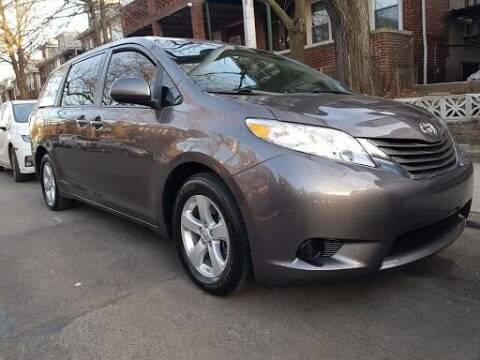 2016 Toyota Sienna for sale at Seewald Cars in Brooklyn NY