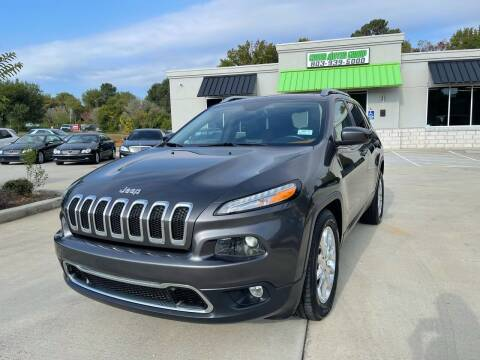 2014 Jeep Cherokee for sale at Cross Motor Group in Rock Hill SC