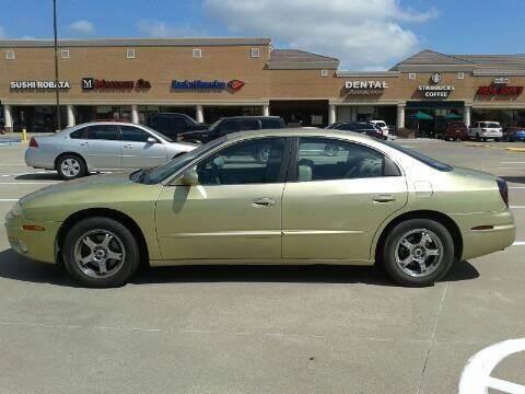 2001 Oldsmobile Aurora for sale at Eazy Auto Finance in Dallas TX