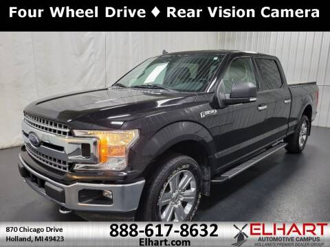 2019 Ford F-150 for sale at Elhart Automotive Campus in Holland MI